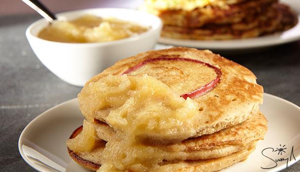 Apple-Cinnamon-pancake