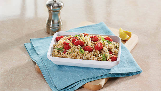 Sunny's Roasted Tomato and Herb Couscous